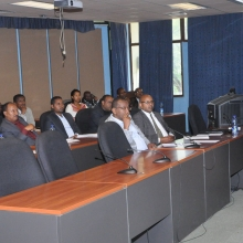 ECSU Holds Research Validation Workshop on SEPAA and State of DW