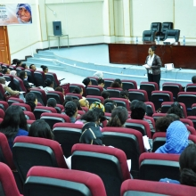 Gender and HIV AIDS Prevention and Control Directorate organizes a training