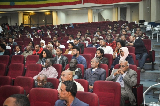 The 14th Nations, Nationalities and Peoples Day Celebrated at ECSU3
