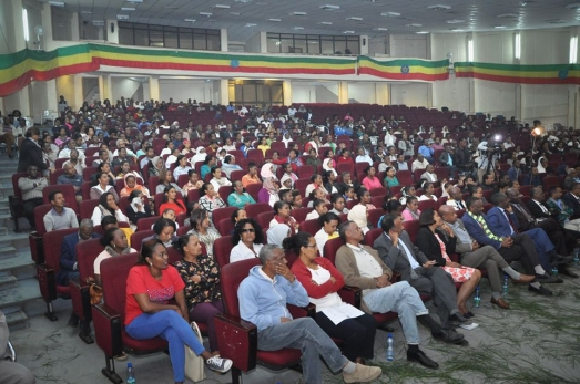 The 14th Nations, Nationalities and Peoples Day Celebrated at ECSU11