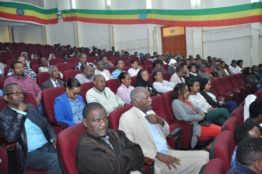 The 14th Nations, Nationalities and Peoples Day Celebrated at ECSU14