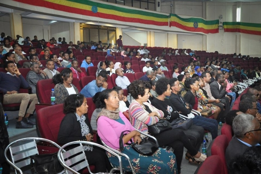 The 14th Nations, Nationalities and Peoples Day Celebrated at ECSU17