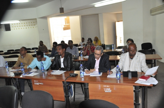 ECSU Center for Research in Ethics and Integrity Held Seminar