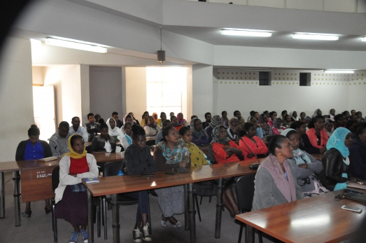 ECSU Gender and HIV/AIDS Issues Directorate gives Training