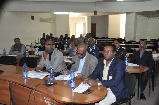 CUDE organized Curriculum Validation Workshop