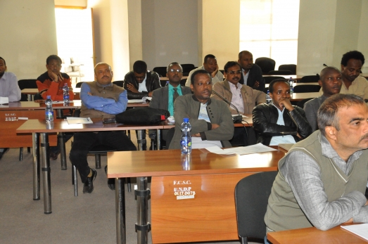 CUDE organized Curriculum Validation Workshop