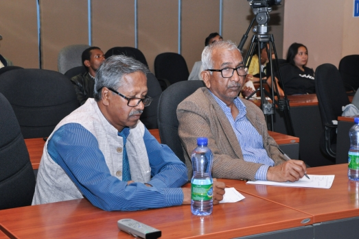 CUDE holds Public Lecture4