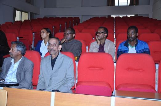 IAGAD Organizes Public Speech