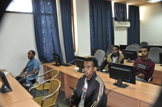 Information Technology Training and Consultancy Team gives Training