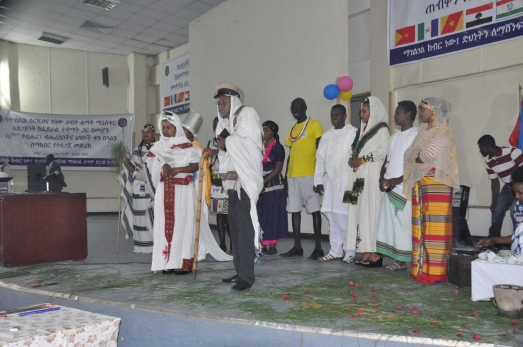 The 12th Nations, Nationalities and Peoples Day Celebrated at ECSU