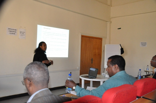RPD Held Research Review Workshop