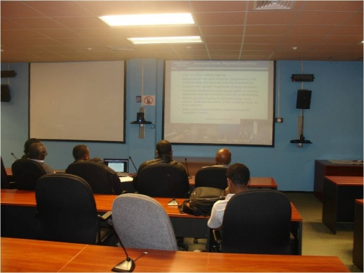 ICT Directorate trainings and services