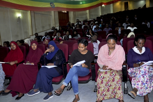Gender and HIV/AIDS Issue Directorate organizes Training2