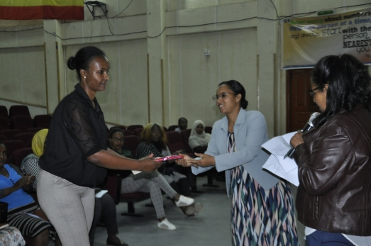 Gender and HIV/AIDS Issue Directorate organizes Training5