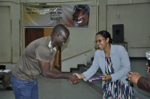 Gender and HIV/AIDS Issue Directorate organizes Training6