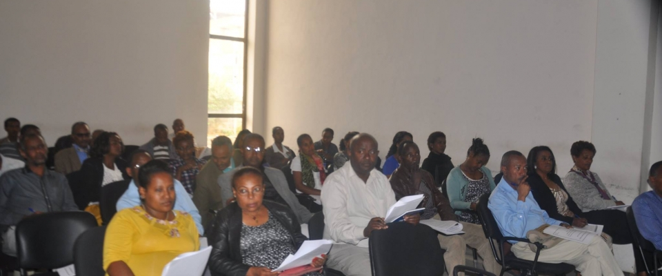Awareness Raising Training on Quality Assurance Held