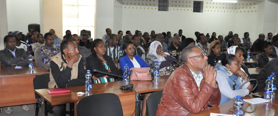 CPFM Gives Training for Public Finance Workers