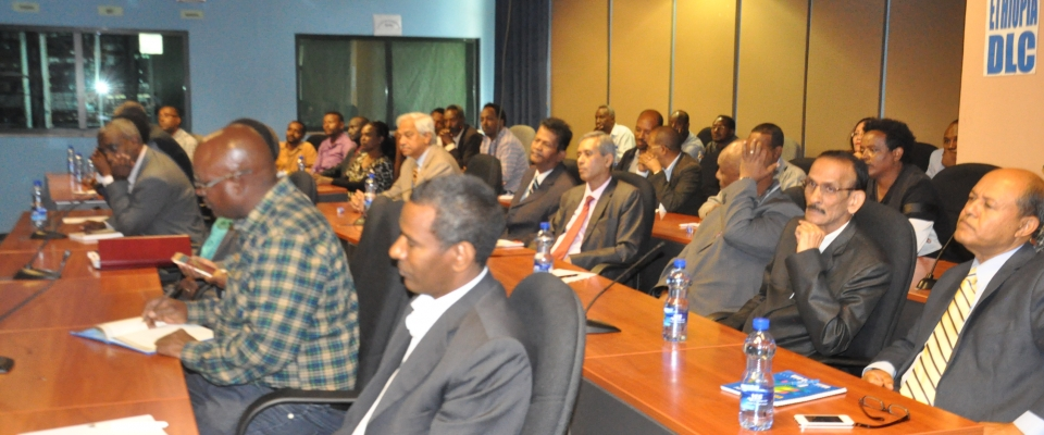 School of Graduate Studies Gives Orientation for Third Round PHD Candidates