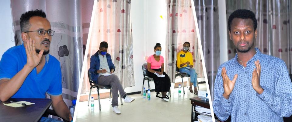 ECSU Community Radio Station Gives Training