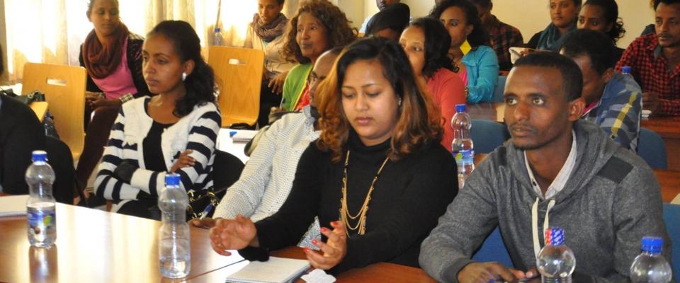 ECSU HAMU Gives Training