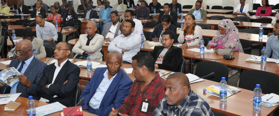ECSU Holds National Stakeholders Consultative Meeting