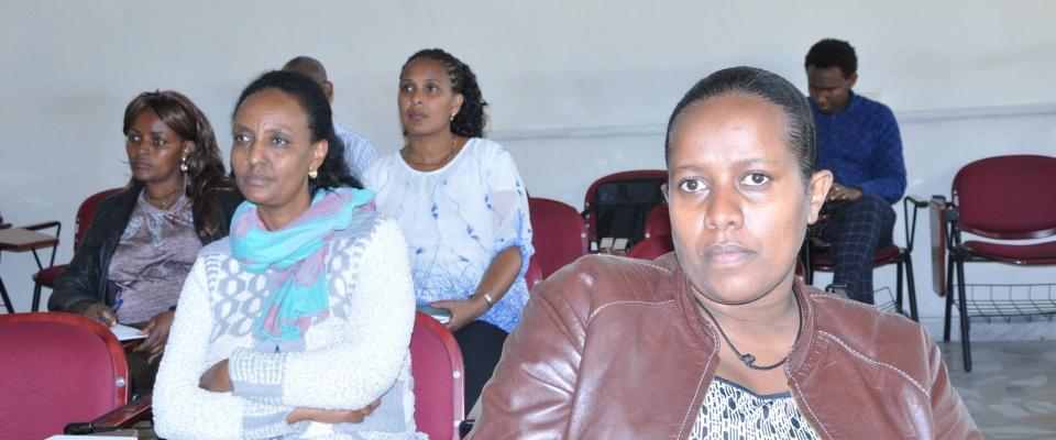 ECSU gives kaizen Advisors Training