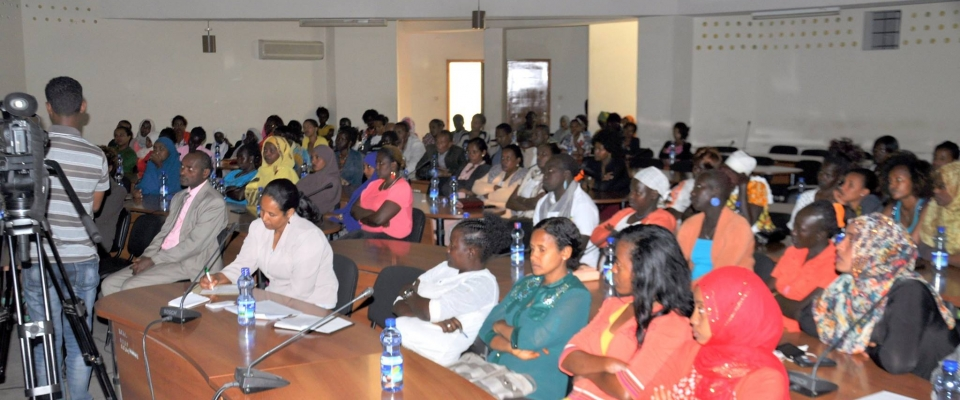 ECSU welcomed the 4th Round of female civil servants from  emerging regions