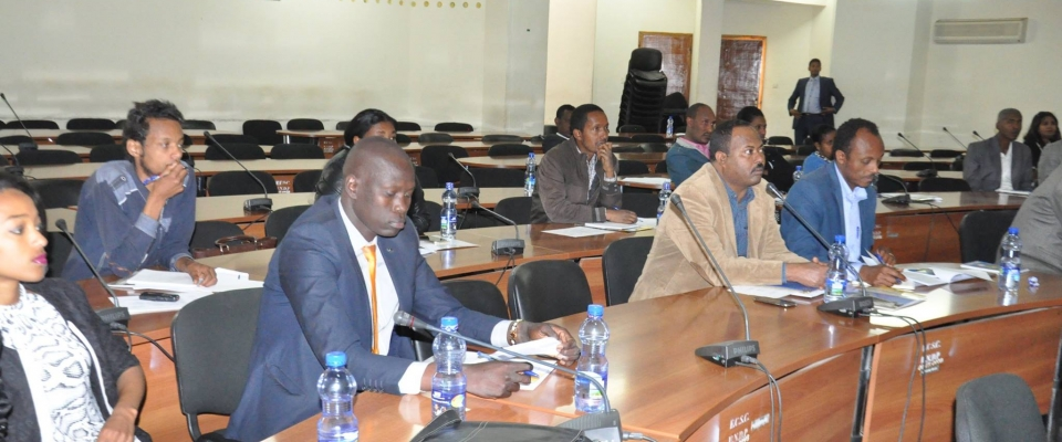 Federal Ministry of Urban Development and Housing and Public Universities Holds Consortium