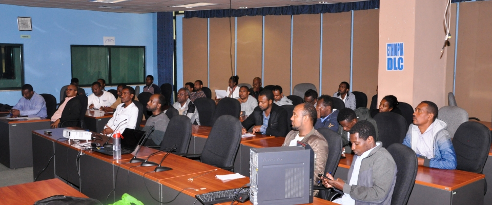 ICTD gives training
