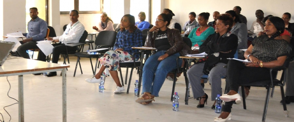 Quality Assurance Directorate organizes training