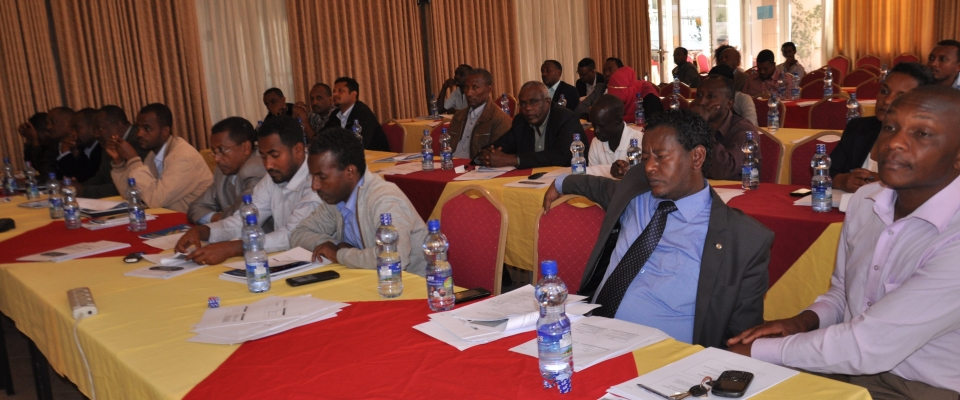 Ecsu Presents The First Ethiopian State Of Cities Report