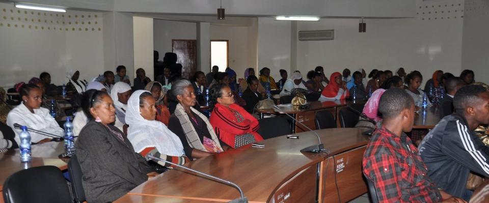 ECSU`s Ethics and Liaison Directorate Held Training