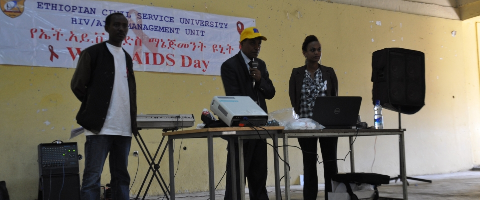 Hamu Celebrates World HIV/ AIDS Day
