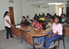 CCITC Holds Discussion with Female Students