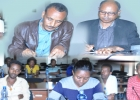 CUMTTC organizes training