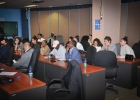 CUDE holds Public Lecture1