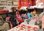 ECSU Community Donates to Mekedonia Center
