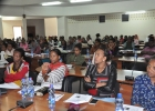ECSU Gender and HIV/AIDS Issues Directorate gives training for female students
