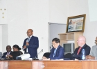 ECSU Holds the First International Conference