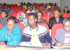 Gender and HIVAIDS Issues Directorate Gives Training