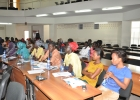 CGAD Organizes Training