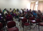 "HAMU Provides Training on ""Basics of HIV/AIDS and Work place Interventions"" to Administration Staff"
