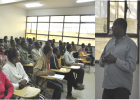 HAMU Gives Training for 27 Anti-Aids Club Members of the University
